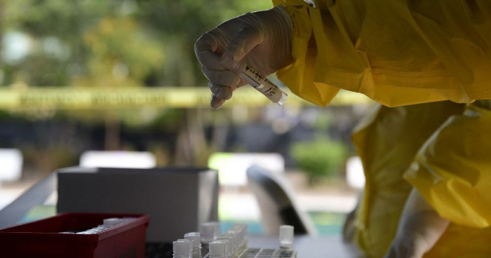 283 nuevos casos de COVID-19 en El Salvador, ya son 9674 en total