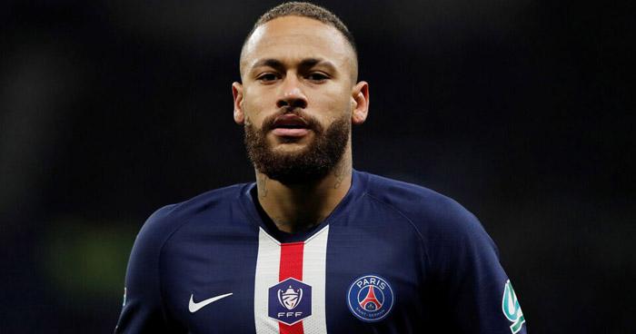 Neymar y otros dos jugadores del PSG han dado positivo a COVID-19