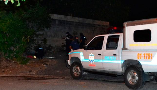 Masacre: Cinco hombres fueron asesinados en una cervecería de Chalchuapa la noche de este Viernes