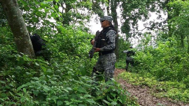 Muere pandillero tras enfrentamiento con la PNC en Ozatlán
