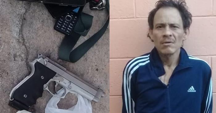 Capturan a cabecilla de pandilleros que ordenaba ataques a policías y extorsiones