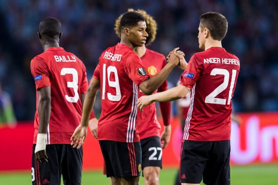 Rashford pone a soñar al United en la Final de la Europa League