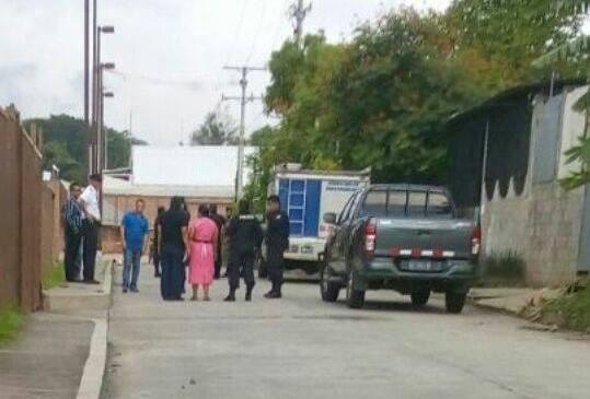 Delincuentes asesinan a menor de 14 años en Lourdes Colón