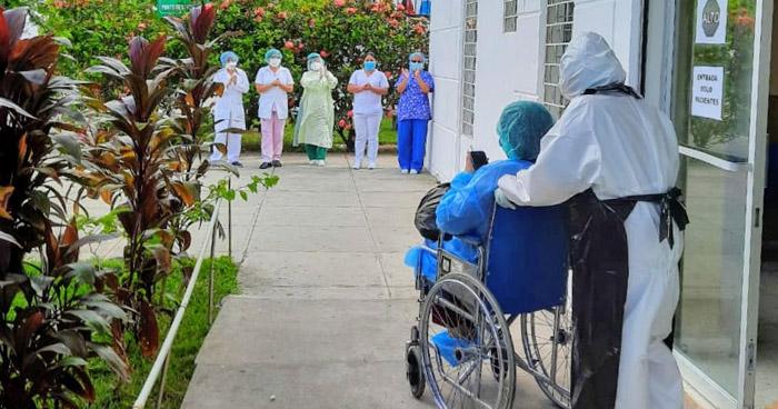 Once pacientes más se recuperan de COVID-19