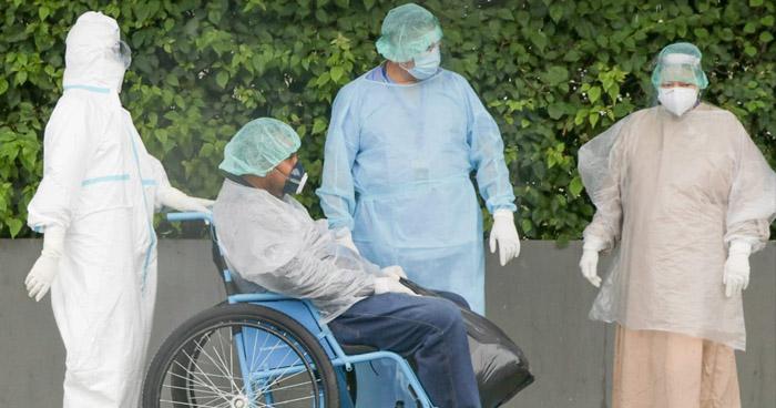 Más de 15 personas reciben el alta tras recuperarse de COVID-19