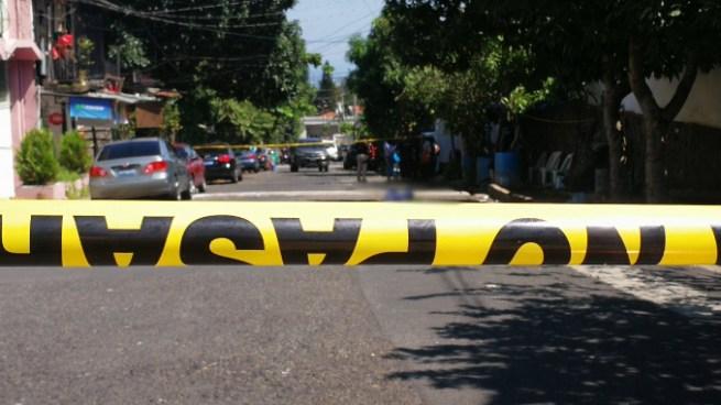 Matan a un joven al interior de un vehículo en el Barrio Santa Anita en San Salvador