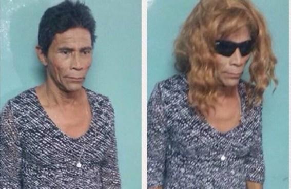 Reo fracasa en su intento por fugarse de prisión vestido de mujer
