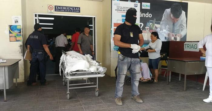 Reo muere electrocutado al intentar fugarse del Hospital San Juan de Dios de San Miguel