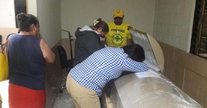 Repatrian el cuerpo del salvadoreño que murió tras ser atropellado en Tijuana, México