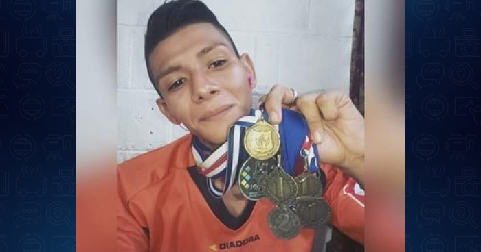 Jugador de la reserva del C.D Águila se suicidó en San Miguel