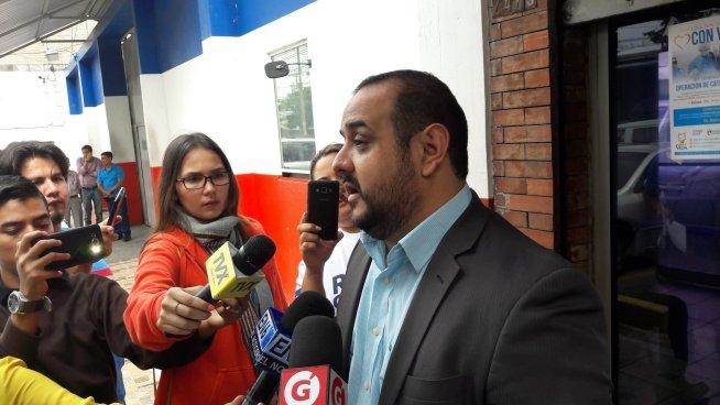 """Contreras: """"Me quieren inhabilitar de ARENA porque no estoy de acuerdo en pactar con pandillas"""""""