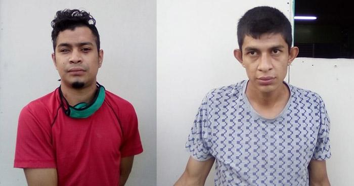 Capturados tras asaltar a conductor de Uber