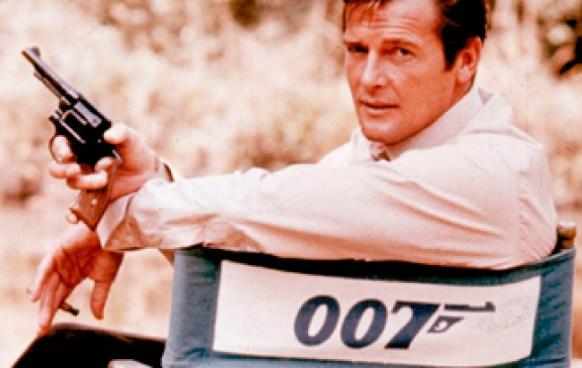 Fallece Roger Moore el actor que interpreto a James Bond en más ocasiones