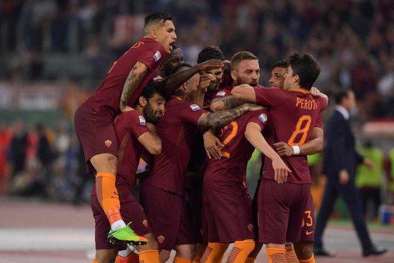 Roma vence a la Juve y no lo dejó festejar el Scudetto