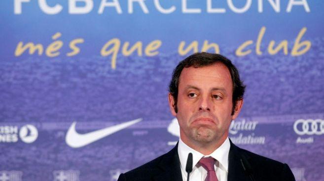 Detienen a Sandro Rosell expresidente del Barcelona, por presunto lavado de dinero