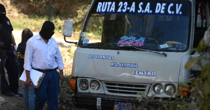 Ruta 23 en paro parcial por asesinato de motorista en Ayutuxtepeque