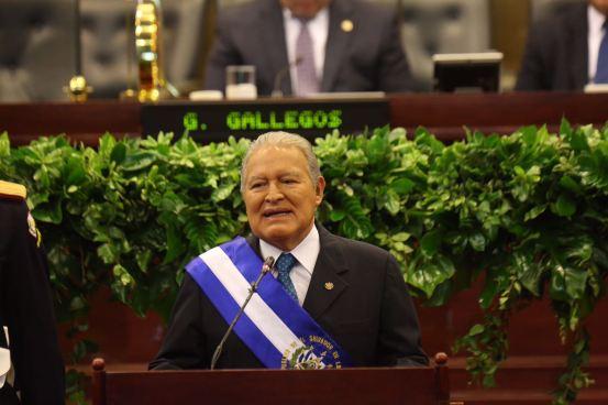 Presidente Sánchez Cerén rinde cuentas de sus 3 años de Gobierno