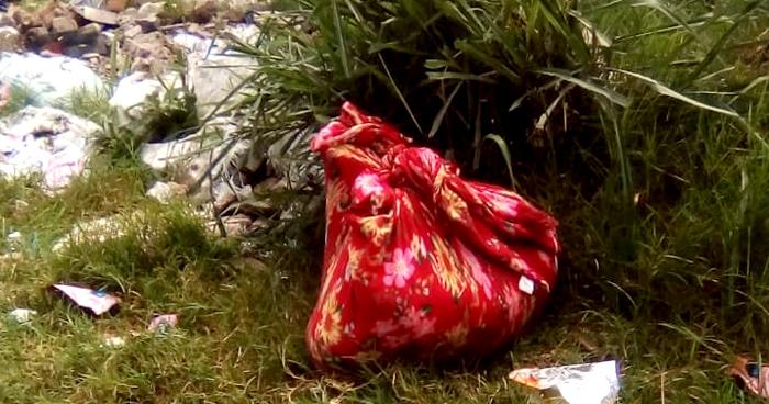 Encuentran cadaver envuelto en sabanas por puente Agua Caliente en Soyapango