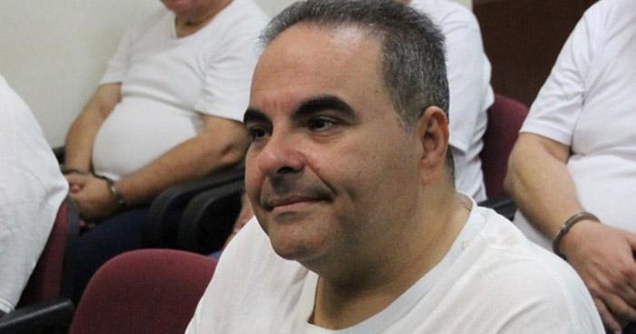 """Expresidente Saca confesará delitos caso """"Transes"""" a cambio de menos años en prisión"""