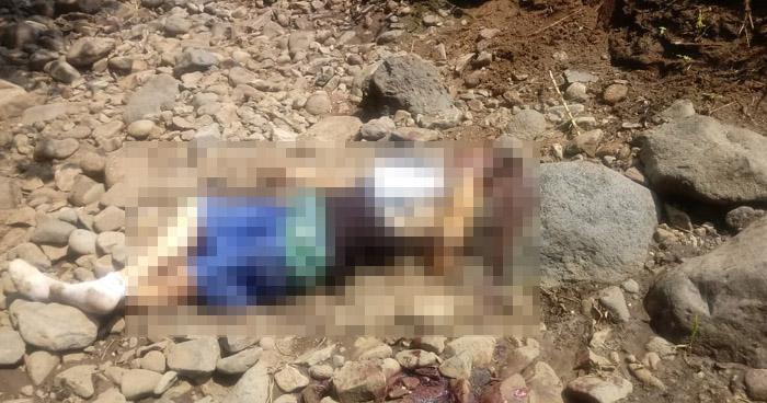Encuentran cadáver de pandillero en Sacacoyo, La Libertad