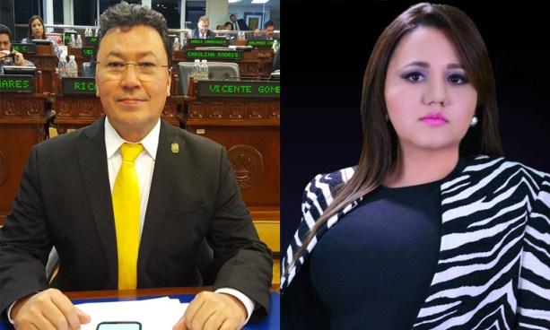 Hija de Will Salgado se inscribe como diputada suplente de su tío, Numan Salgado