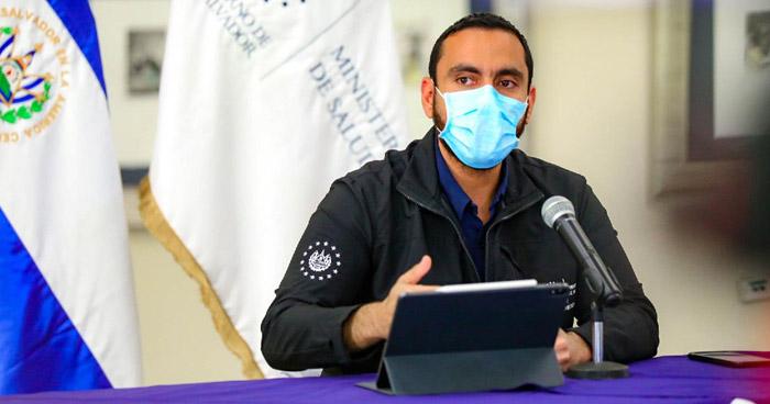 Ministro de Salud asegura que el alza de casos de COVID-19 si indica un rebrote en El Salvador