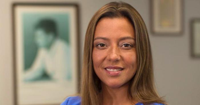 Mónica Martínez, la primera salvadoreña en el Senado de Nueva York