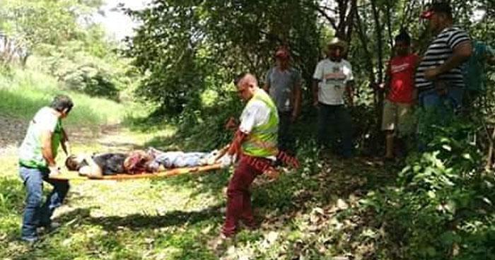 Salvadoreño perdió una de sus piernas tras caer del tren «La Bestia» en Chiapas, México