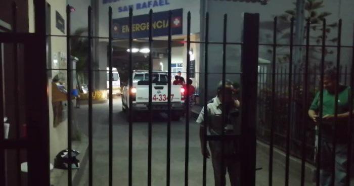 Al menos 7 niños intoxicados en escuela de Zapotitán, Ciudad Arce