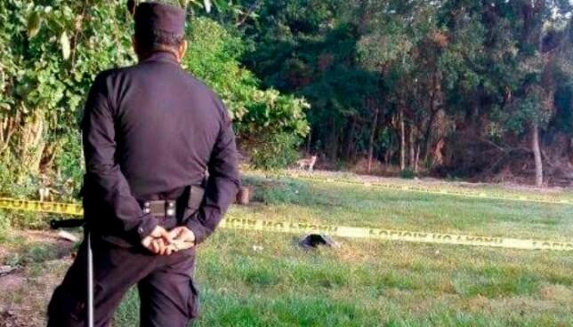 Un hombre fue asesinado en una cancha de fútbol en Santa Cruz Michapa, Cuscatlán
