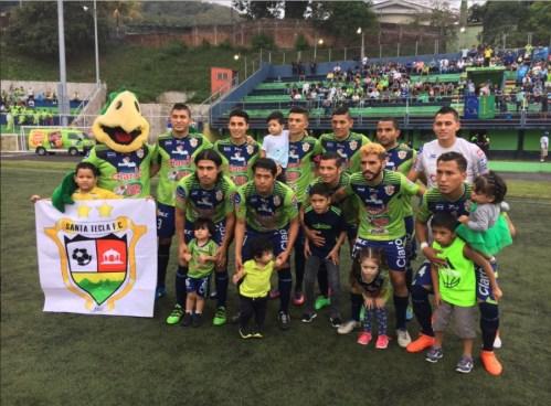 Santa Tecla derrota a Águila en casa y toma ventaja en las semifinales del Clausura 2017
