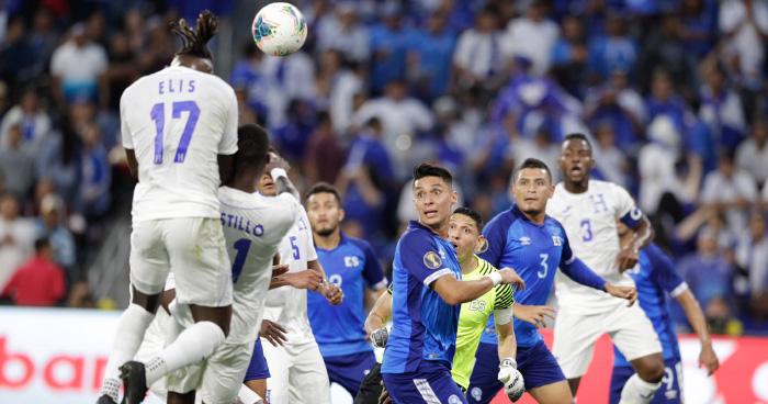 La Selecta queda eliminada de la Copa Oro tras ser goleada 4-0 por la peor Honduras