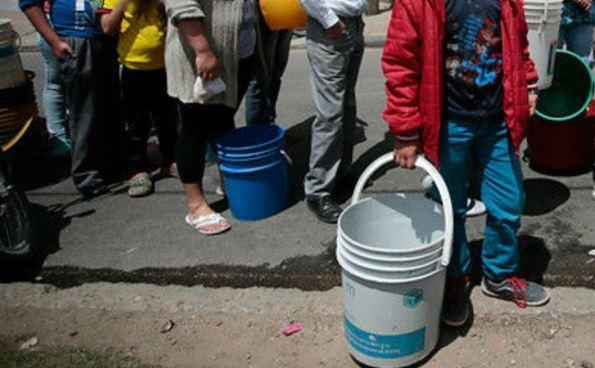 Servicio irregular de agua potable en San Juan Opico por falla en equipo de bombeo