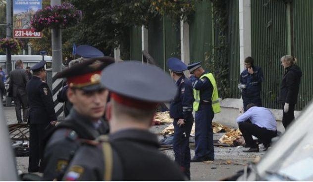 Al menos 12 muertos y 41 heridos al volcar un autobús con peregrinos ortodoxos en Siberia