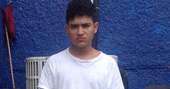 Capturan a reconocido sicario que operaba en Mejicanos