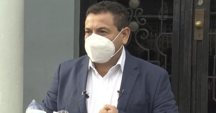 Quedan en libertad 5 acusados de atentar contra la vida del Ministro de Trabajo, Rolando Castro