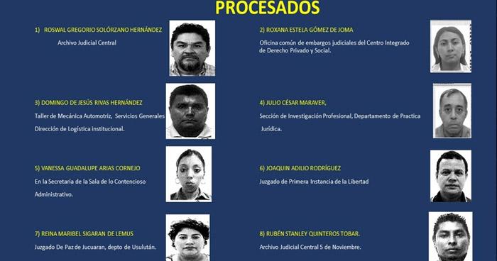 Procesan a 8 sindicalistas de la CSJ por Desórdenes Públicos