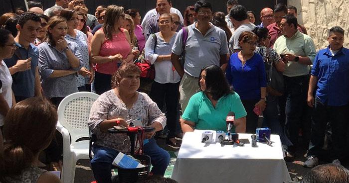 Empleados de la exSecretaría de Inclusión Social piden ser reubicados