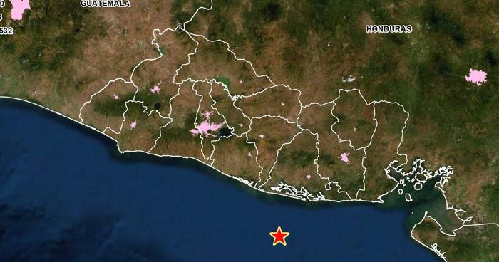 Tres sismos sacudieron diferentes puntos del país este domingo