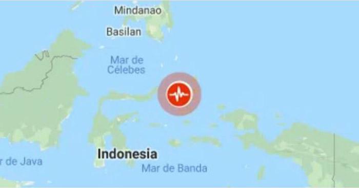 Descartan alerta de tsunami para El Salvador tras terremoto en Indonesia