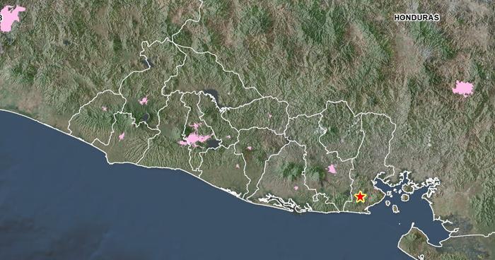 Dos sismos han sido reportados en las ultimas horas en el oriente del pais