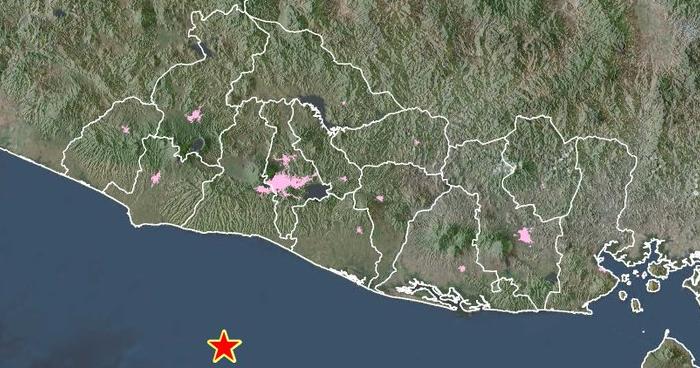 Sismo de 3.6 sacudió esta noche la costa de La Libertad