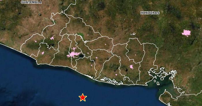 Sismo de 3.5 sacude este lunes la costa de La Paz