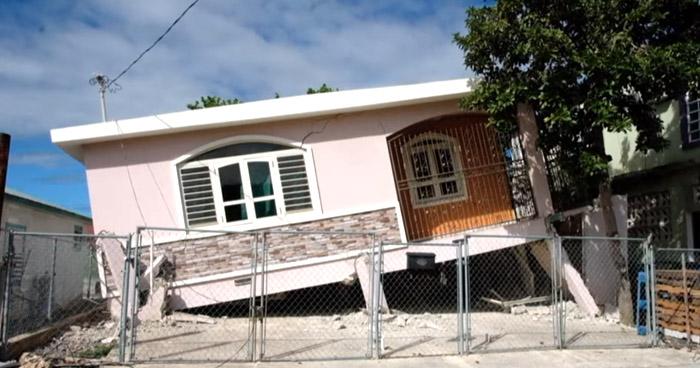 Un fallecido y ocho lesionados deja nuevo sismo de 6.5 que sacudió Puerto Rico