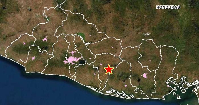 Sismo de 2,9 sacudió este sábado el municipio de San Vicente