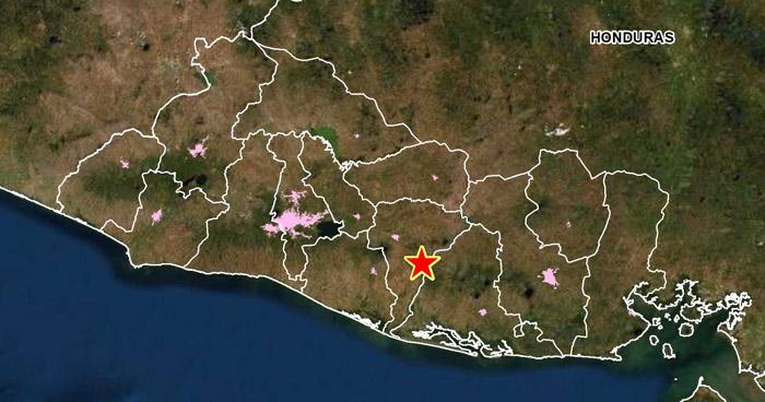 Sismo de 2.7 sacudió este miércoles el municipio de San Vicente