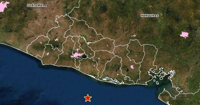 Sismo de 3.6 sacudió esta madrugada la costa de La Paz