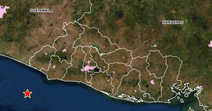 Dos sismos sacudieron este viernes la costa occidental del país