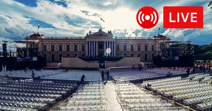 EN VIVO: Traspaso de Mando Presidencial 2019