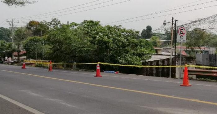 Asesinan a socorrista de Cruz Roja en Guazapa
